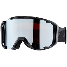 UVEX snowstrike FM goggles zwart